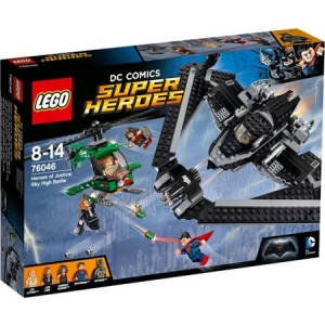 LEGO SUPER HEROES - Heroes of Justice: Sky High Battle (76046)LEGO SUPER HEROES - Heroes of Justice: Sky High Battle (76046)