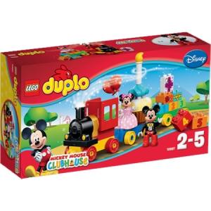 LEGO DUPLO - Mickey & Minnie Birthday Parade - (10597)