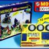 MERKUR Set Construcții 10 Modele - Motorbikes (M018)