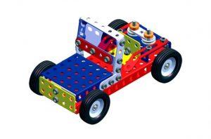 MERKUR Set Construcții - Buggy (M 016)
