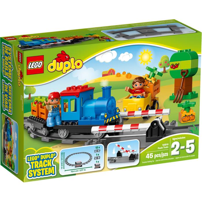 LEGO DUPLO - Push Train (10810)