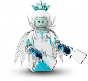 LEGO MINI FIGURINE SERIA 16 - Ice Queen (710131)